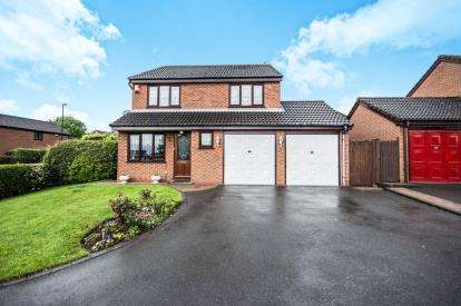 4 Bedrooms Detached House for sale in Cherrywood Grove, Coventry, West Midlands, England