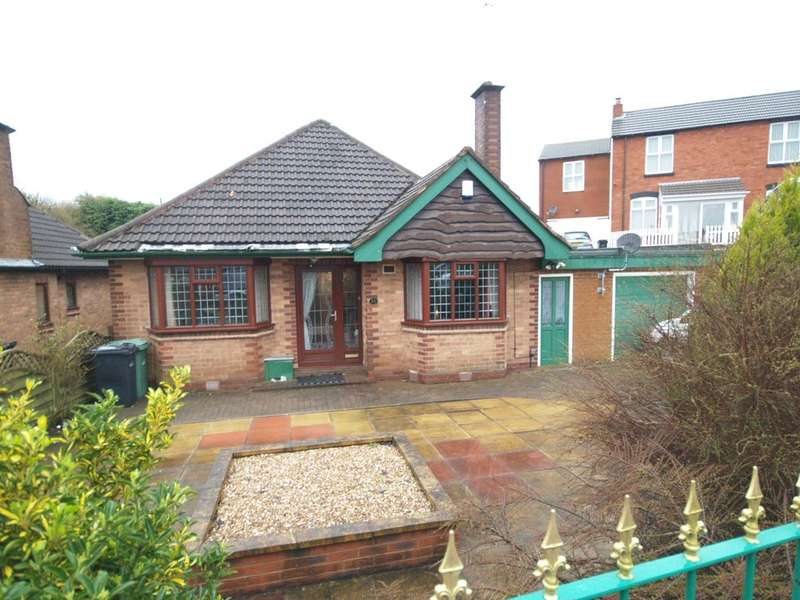 2 Bedrooms Detached Bungalow for sale in Yew Tree Hills, Netherton, Dudley