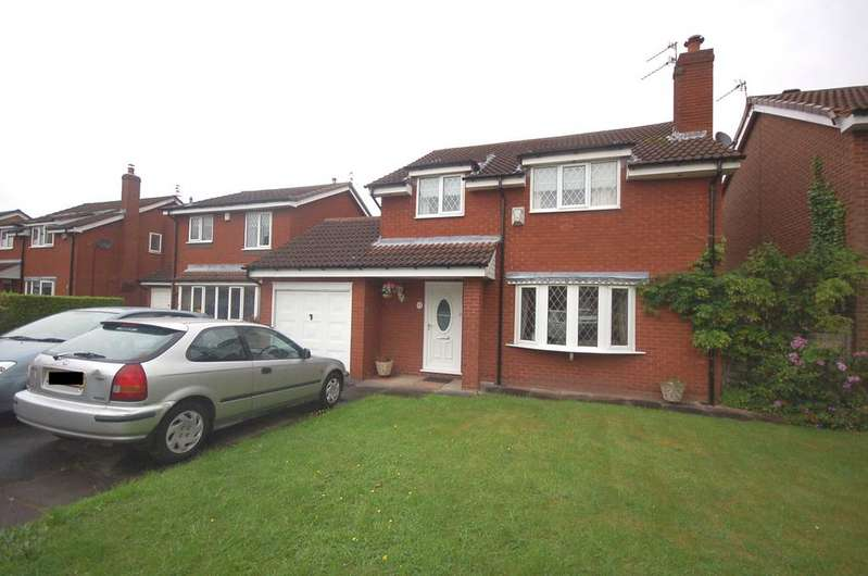 4 Bedrooms Detached House for sale in Marquis Drive, Heald Green, Cheadle, Cheshire SK8