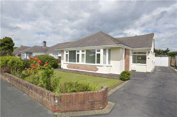 3 Bedrooms Detached Bungalow for sale in Robel Avenue, Frampton Cotterell, BRISTOL, BS36 2BY
