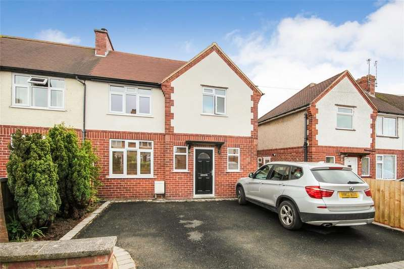 3 Bedrooms Semi Detached House for sale in Springfield Avenue, Ashbourne, Derbyshire