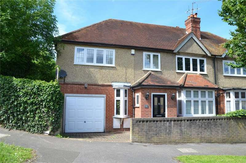 5 Bedrooms Semi Detached House for sale in Lawrence Road, Tilehurst, Reading, Berkshire, RG30