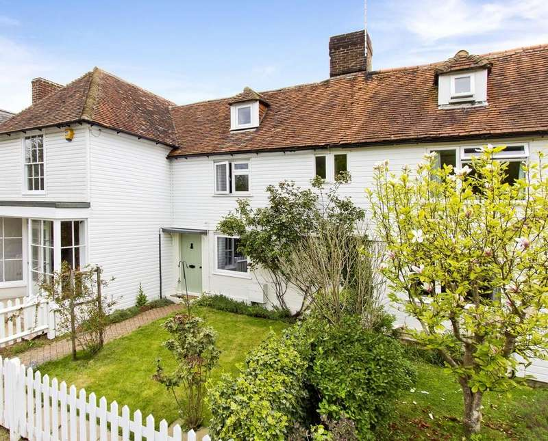 2 Bedrooms Cottage House for sale in Laddingford, Maidstone