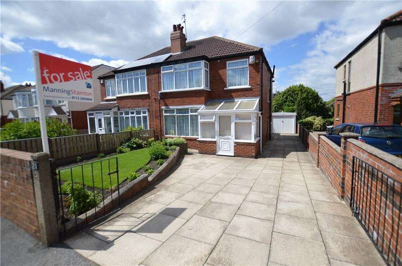 3 Bedrooms Semi Detached House for sale in Church Lane, Crossgates, Leeds, West Yorkshire