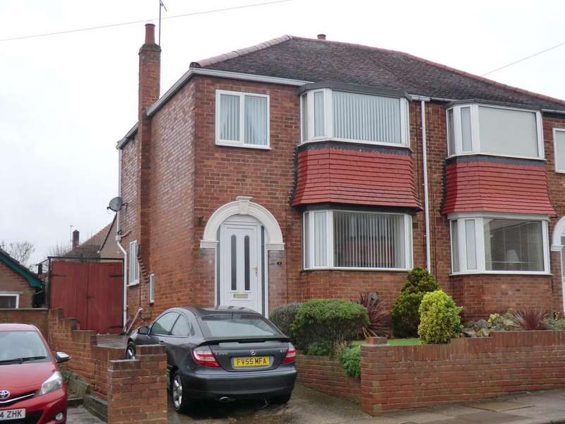 3 Bedrooms Semi Detached House for sale in Oakhill Road, Wheatley Hills