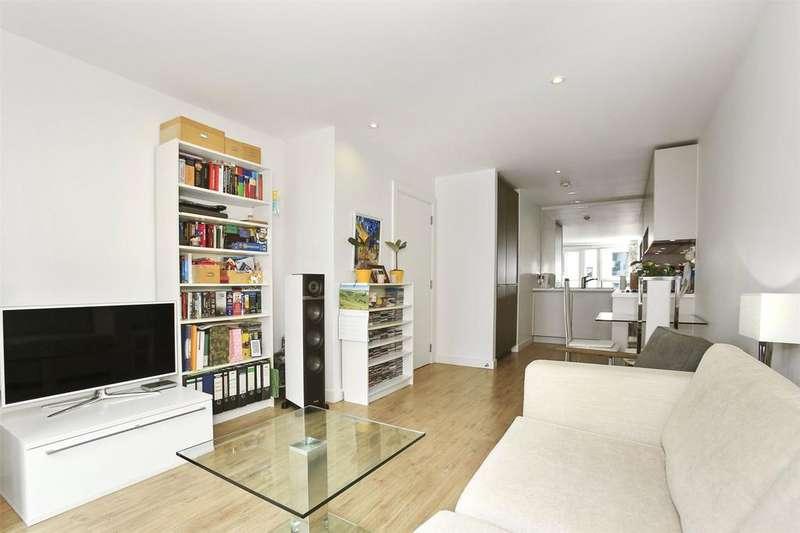 1 Bedroom Flat for sale in Blackheath Road, Greenwich, London, SE10