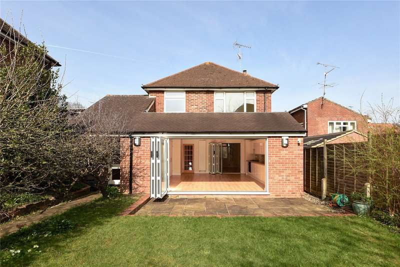 3 Bedrooms Detached House for sale in Westbourne Terrace, Reading, Berkshire, RG30