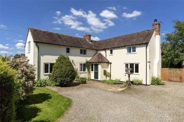 4 Bedrooms Detached House for sale in Honeysuckle Cottage, Frodesley, Dorrington