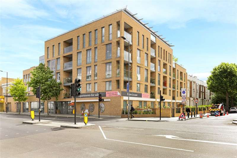 1 Bedroom Flat for sale in Sharp House, 91 Goldhawk Road, London, W12