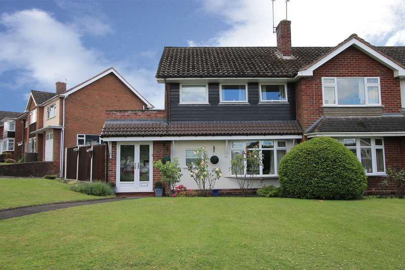 3 Bedrooms Semi Detached House for sale in Lychgate Avenue, Pedmore, Stourbridge, DY9