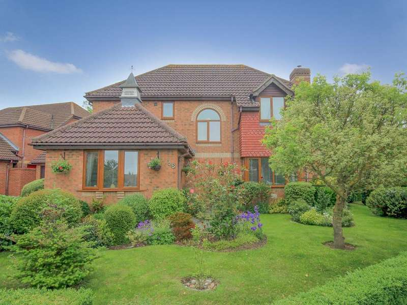 4 Bedrooms Detached House for sale in Maple Close, Pulloxhill, Bedford, MK45
