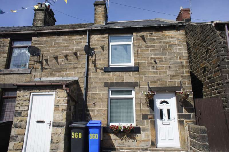 2 Bedrooms End Of Terrace House for sale in Manchester Road, Deepcar, Sheffield, S36 2DX