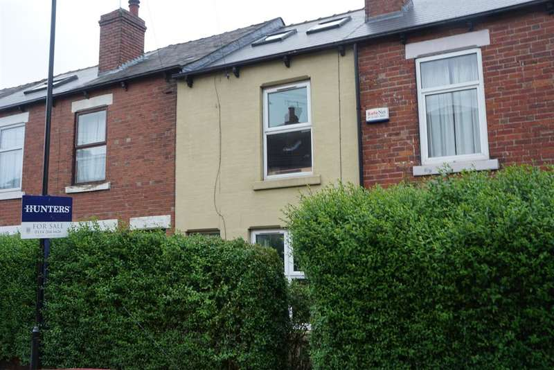 3 Bedrooms Terraced House for sale in Pickmere Road, Crookes, Sheffield, S10 1GZ