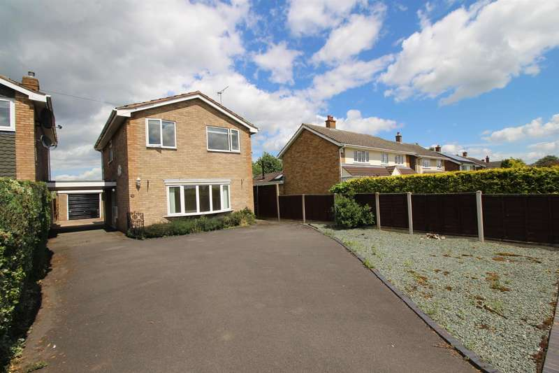 3 Bedrooms Detached House for sale in Captains Lane, Barton Under Needwood, Burton-On-Trent