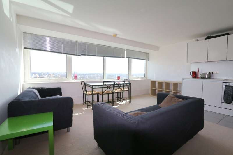 2 Bedrooms Apartment Flat for sale in Aragon Tower, Deptford