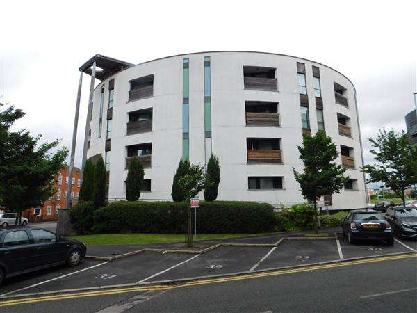 1 Bedroom Apartment Flat for sale in Round Building, Hulme, Manchester