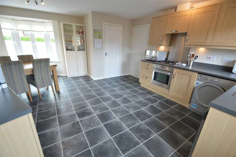 3 Bedrooms End Of Terrace House for sale in Philips Wynd, Hamilton