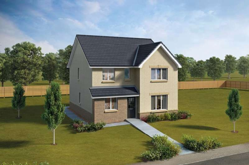 4 Bedrooms Detached House for sale in The Arlington At Long Meadow Tynemount Road, Ormiston, Tranent, EH35