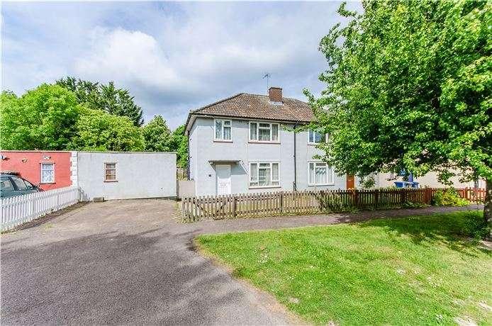 3 Bedrooms Semi Detached House for sale in Keynes Road, Cambridge