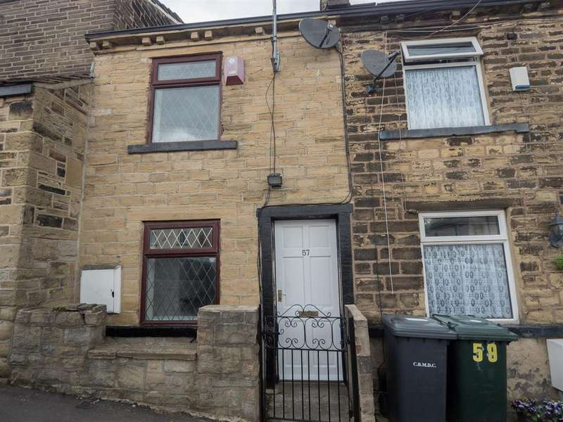 2 Bedrooms Cottage House for sale in Chapel Street, Eccleshill, Bradford, BD2 2DA