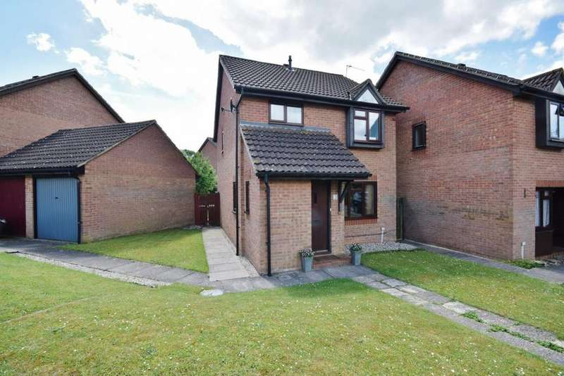 3 Bedrooms Detached House for sale in Hatch Warren, Basingstoke, RG22