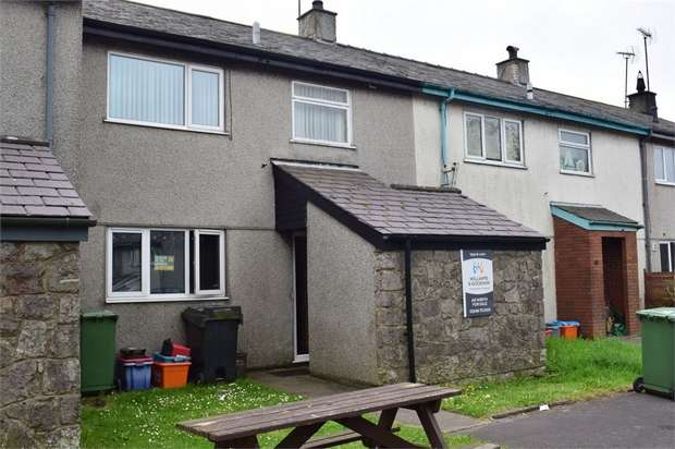 4 Bedrooms Terraced House for sale in Maes Athen, Llannerch-Y-Medd, Anglesey
