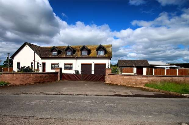 5 Bedrooms Detached House for sale in Gretna, Gretna, Dumfries and Galloway