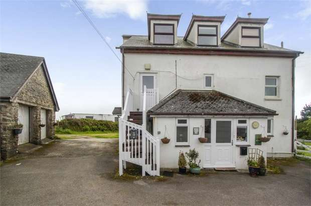 5 Bedrooms Detached House for sale in Newbridge, Penzance, Cornwall