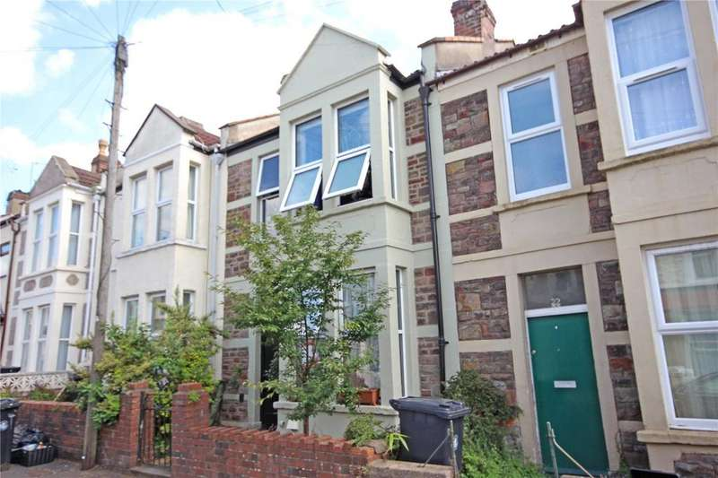 2 Bedrooms Terraced House for sale in Tudor Road, Easton, Bristol, BS5