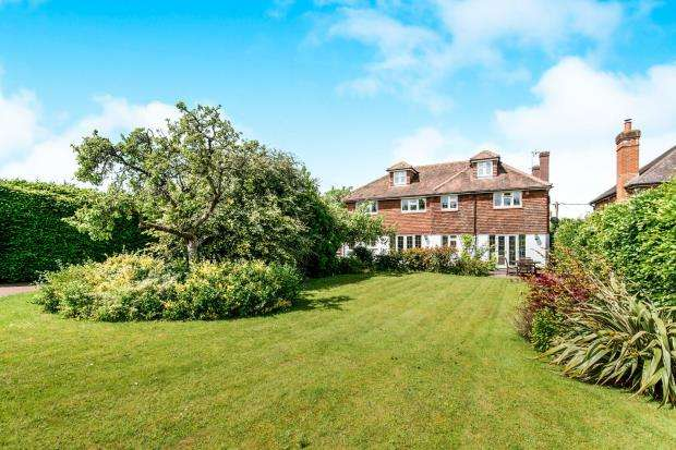 7 Bedrooms Detached House for sale in Old Basing, Basingstoke, Hampshire