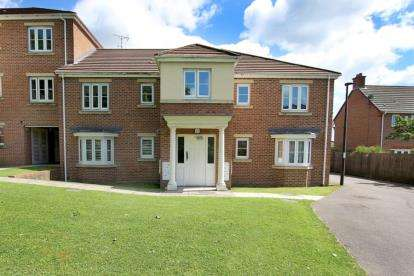 2 Bedrooms Flat for sale in Lane End View, Rotherham, South Yorkshire