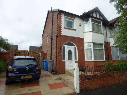 3 Bedrooms Semi Detached House for sale in Dargle Road, Sale, Greater Manchester