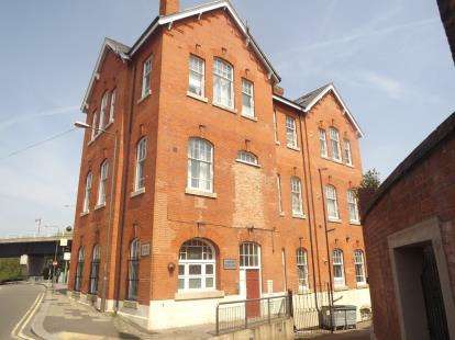 Flat for sale in Amber House, Railway Terrace, Derby, Derbyshire