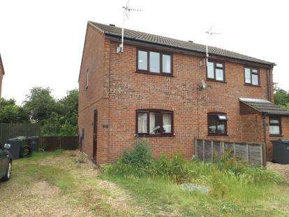 2 Bedrooms Semi Detached House for sale in Watton, Thetford