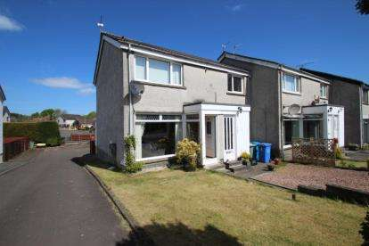 2 Bedrooms Flat for sale in Ingleston Avenue, Denny