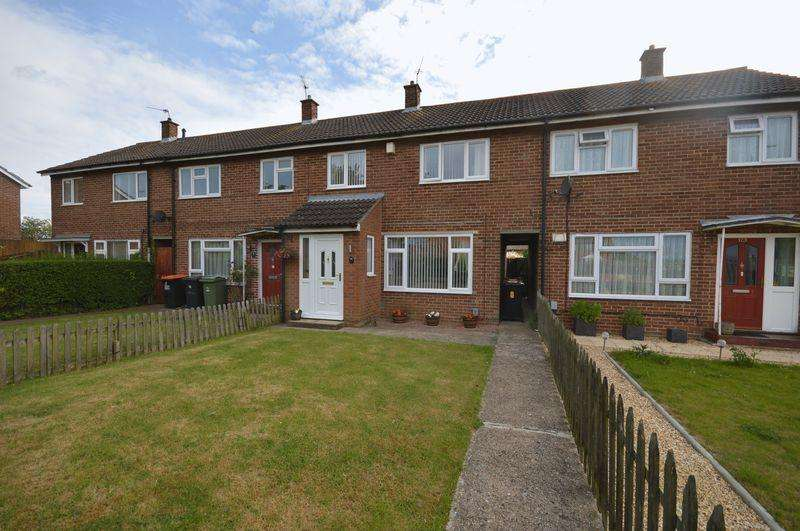 3 Bedrooms Terraced House for sale in Houghton Regis