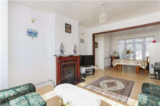 3 Bedrooms Terraced House for sale in Abercairn Road, LONDON, SW16