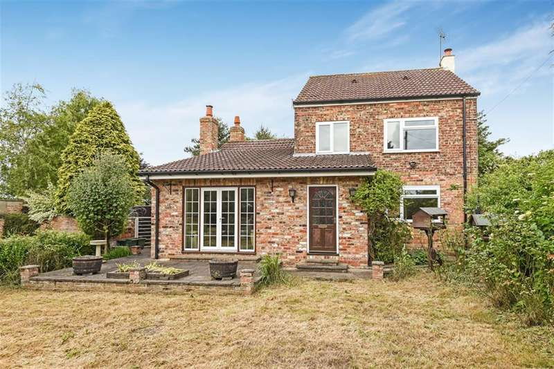 3 Bedrooms Detached House for sale in Yapham Mill, Pocklington, York, YO42 1PB