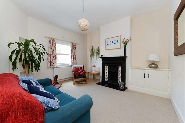 3 Bedrooms Terraced House for sale in Rommany Road, London