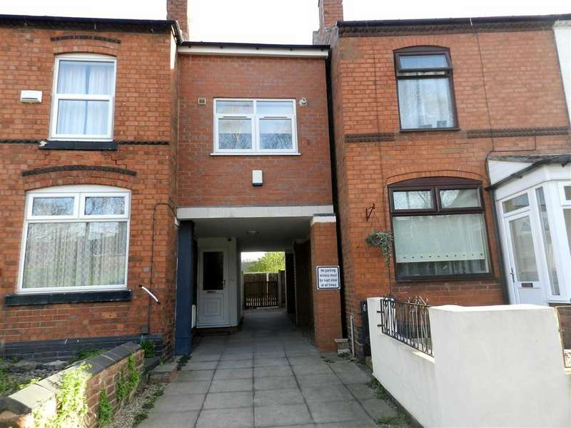 1 Bedroom Duplex Flat for sale in Daw End Lane, Rushall, Walsall