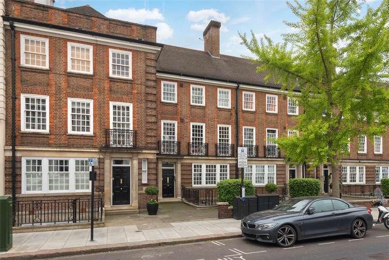 2 Bedrooms Flat for sale in Swinton House, 85 Gloucester Terrace, London, W2