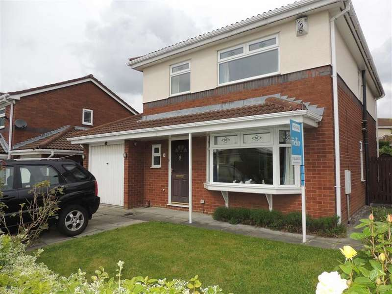 5 Bedrooms Detached House for sale in Lime Close, Dukinfield