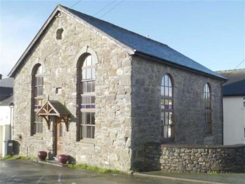 4 Bedrooms Detached House for sale in Llanerfyl, Welshpool