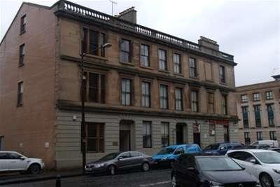 2 Bedrooms Flat for rent in Granville Street, Glasgow,