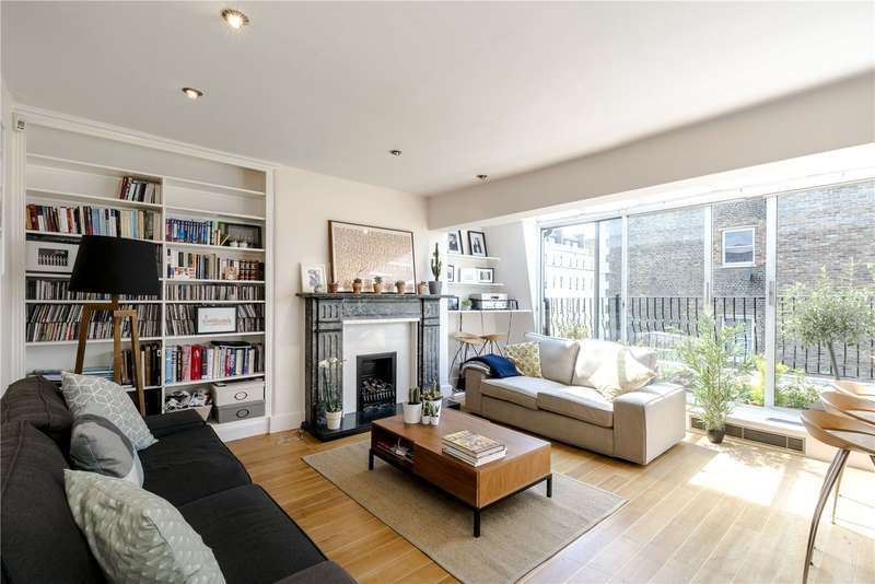 1 Bedroom House for sale in Marloes Road, London, W8