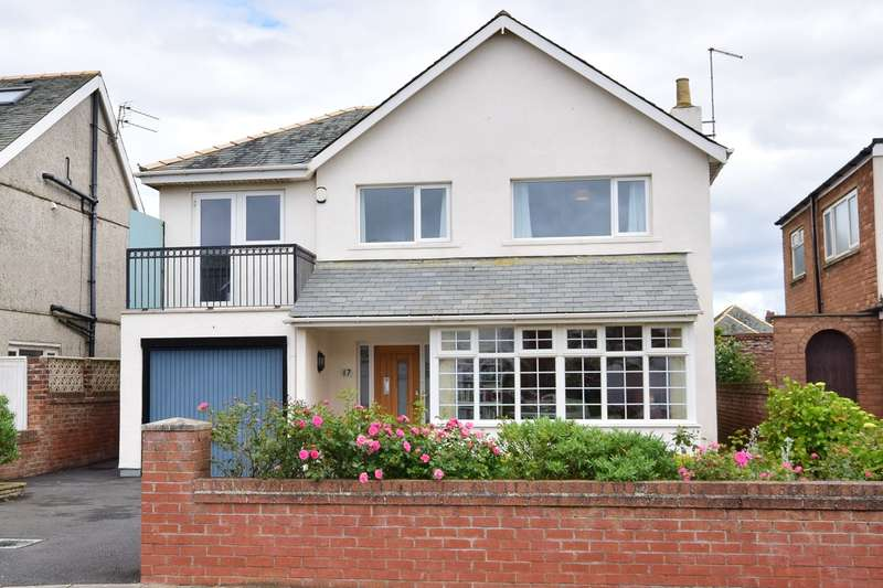 5 Bedrooms Detached House for sale in Freemantle Avenue, Blackpool, FY4