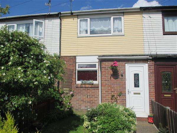 3 Bedrooms Town House for sale in Smeath Road, Underwood, Nottingham