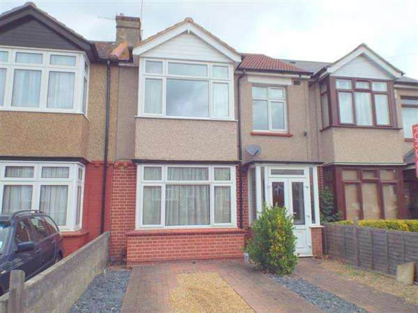 3 Bedrooms Terraced House for sale in Ridgeway Avenue, Gravesend
