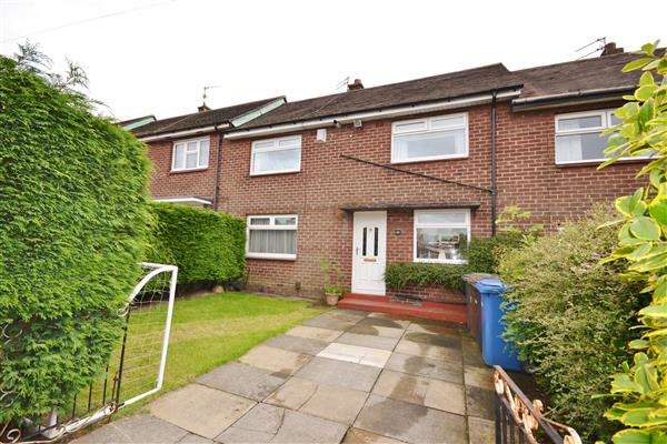 2 Bedrooms Terraced House for sale in Lydgate, Chorley