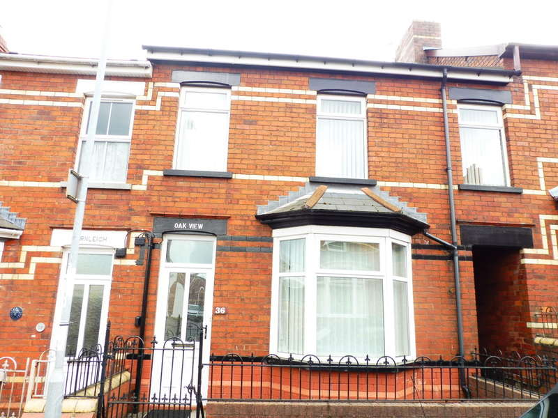 3 Bedrooms Terraced House for sale in Edward Street, Griffithstown, Pontypool